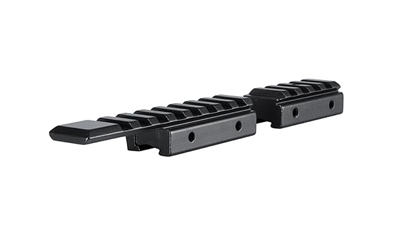 Picture of HAWKE ADAPTOR BASE 2 PIECE 11MM AIRGUN OR 3⁄8″ RIFLE TO WEAVER / PICATINNY