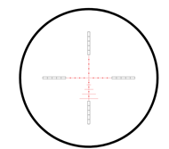 Picture of HAWKE AIRMAX 30 SF 3-12x50 AMX IR RETICLE