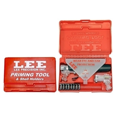 Picture of LEE PRIMING TOOL KIT & SHELLHOLDERS