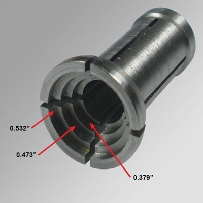 Picture of FORSTER COLLET #1 FOR ORIGINAL & POWER TRIMS