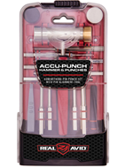 Picture of REAL AVID ACCU-PUNCH ™ HAMMER & PUNCHES