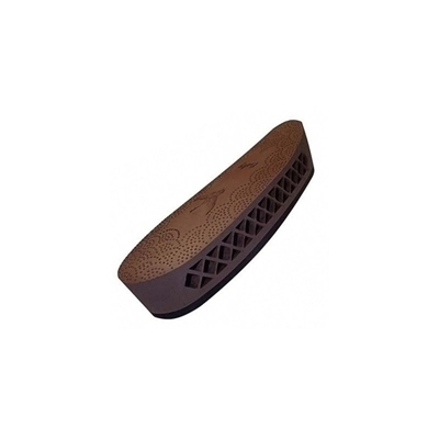 Picture of YALE RECOIL PAD BISLEY BROWN - LARGE