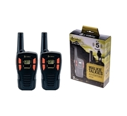 Picture of COBRA ADVENTURE AM245 2-WAY RADIO (2)