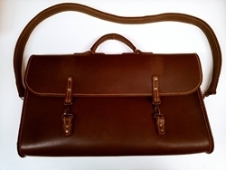 Picture of HANDMADE LEATHER LAPTOP BAG